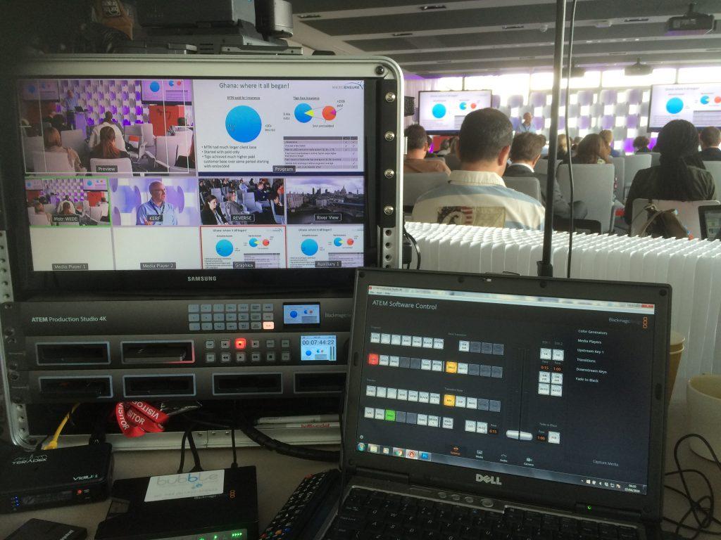 Ogilvy Telco conference