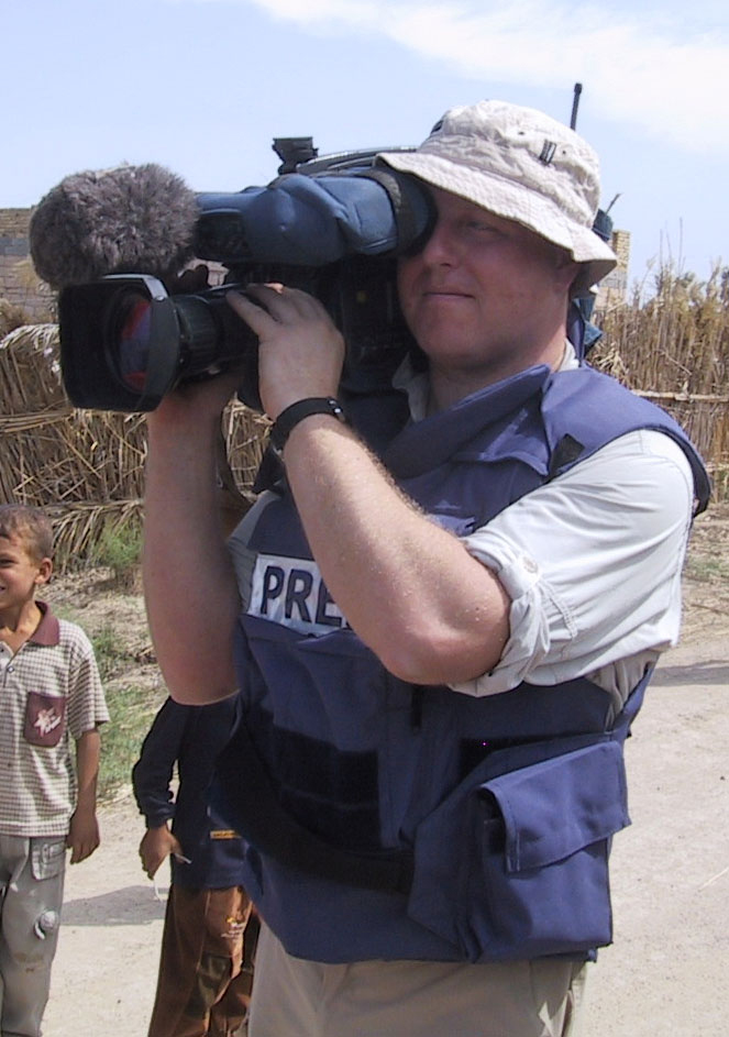 Graham in Iraq