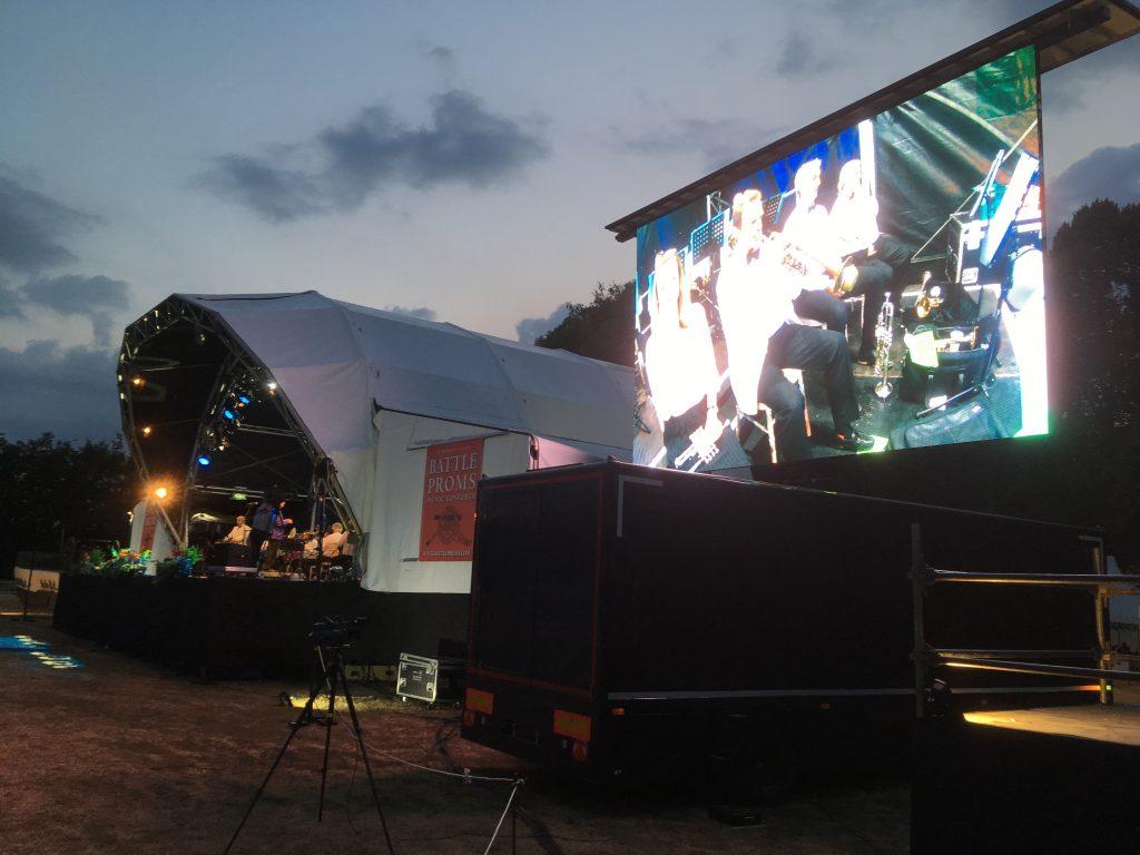 4mm 20sqM outdoor screen
