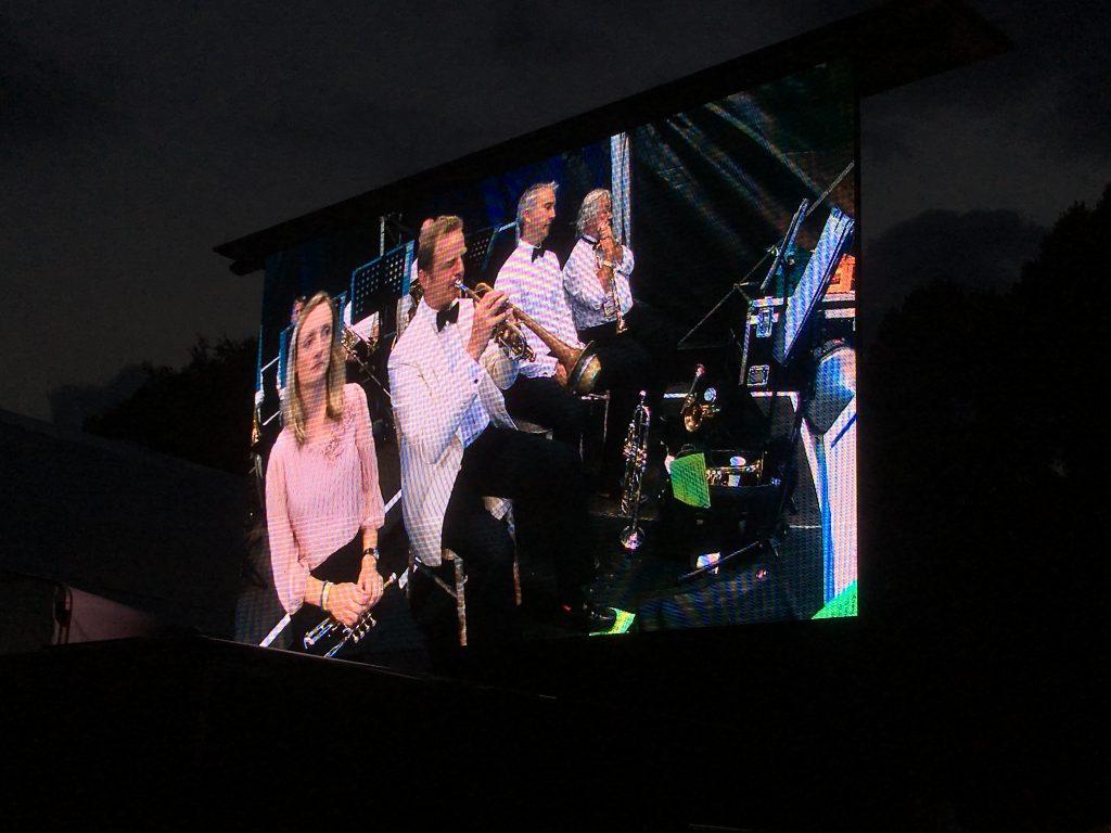 Stu on screen